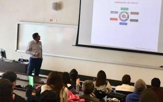 Événement COLUQ à Bogota en Colombie : Les travaux de recherche de la Chaire en Prévention et Traitement du Cancer à l'International