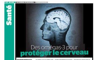 Des omégas-3 pour protéger le cerveau