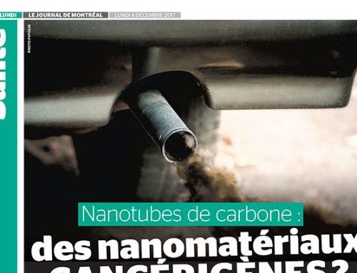 Nanotubes de carbone : des matériaux cancérigènes?