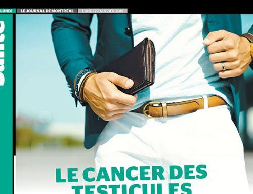 Le cancer des testicules répond bien à la chimiothérapie