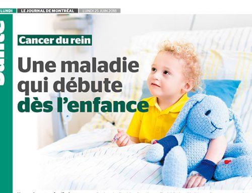 Cancer du rein : Une maladie qui débute dès l'enfance