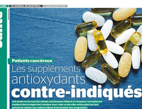Patients cancéreux : Les suppléments contre-indiqués