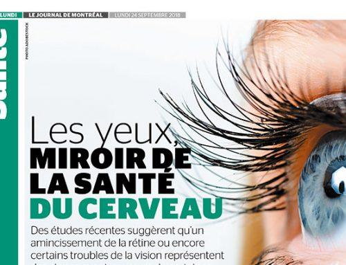 Les yeux, miroir de la santé du cerveau