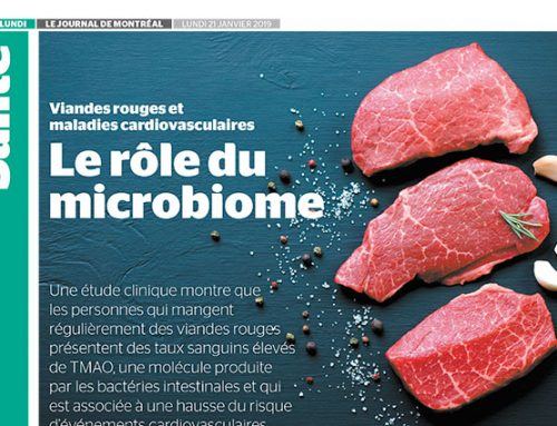 Red meat and cardiovascular diseases: the role of the microbiome