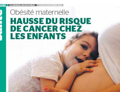 Maternal Obesity: Increased Cancer Risk for the Children