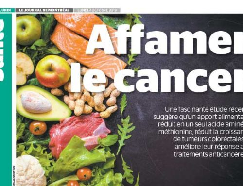 Affamer le cancer
