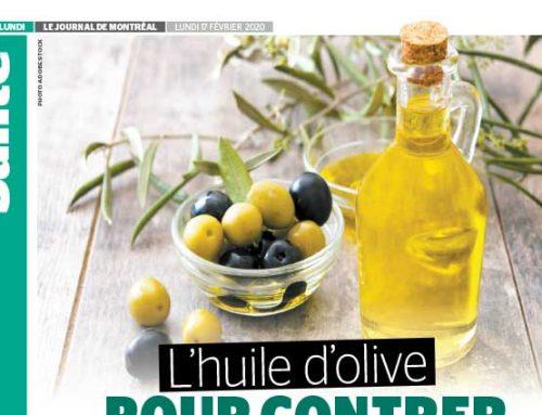 L'huile d'olive pour contrer le déclin cognitif