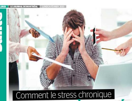 Comment le stress chronique peut mener à l'anxiété