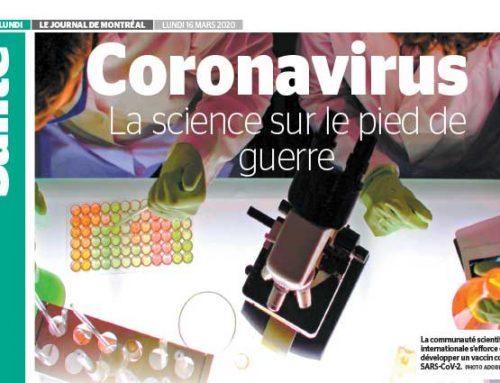 Coronavirus : la science sur le pied de guerre