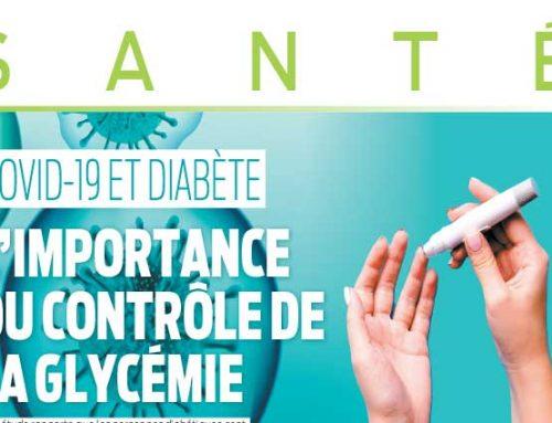 COVID-19 et diabète : l'importance du contrôle de la glycémie