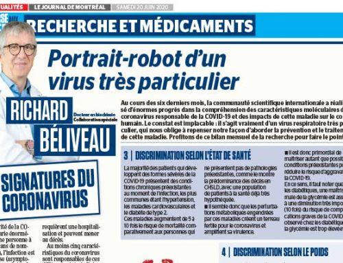 Portrait-robot d'un virus très particulier