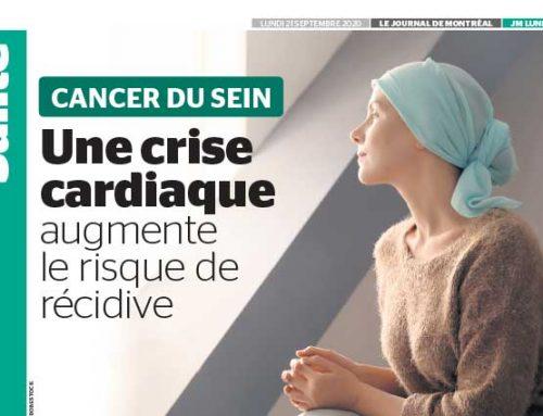 Cancer du sein : Une crise cardiaque augmente le risque de récidive
