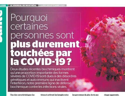 Pourquoi certaines personnes sont plus durement touchées par la COVID-19?