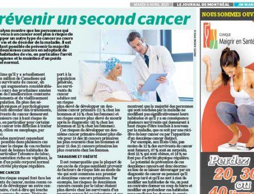 Prévenir un second cancer
