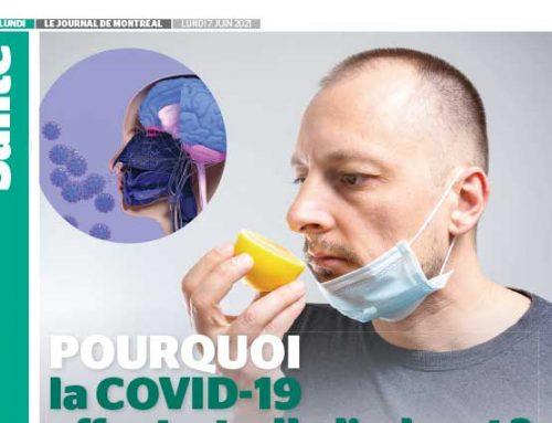 Pourquoi la COVID-19 affecte-t-elle l'odorat?