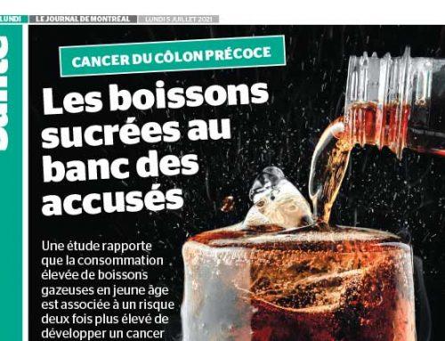 Cancer du côlon précoce : les boissons sucrées au banc des accusés
