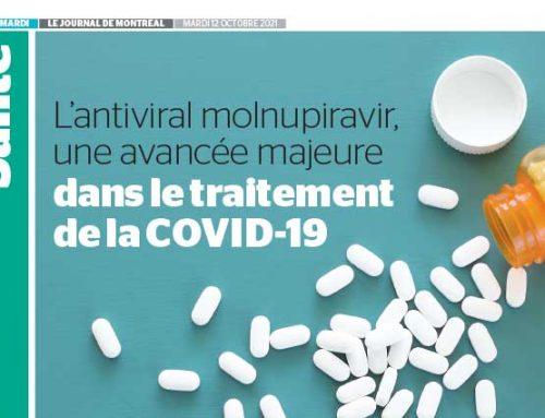 L'antiviral molnupiravir, une avancée majeure dans le traitement de la COVID-19