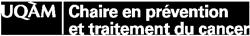 Chaire en prévention et traitement du cancer Logo